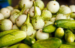 Fresh vegetable. In market Thailand Royalty Free Stock Images