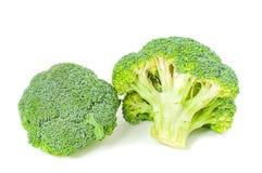 Fresh vegetable. Broccoli on white background. Fresh vegetable. Broccoli isolated on white background stock photo