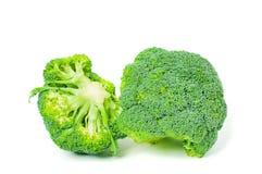 Fresh vegetable. Broccoli on white background. Fresh vegetable. Broccoli isolated on white background royalty free stock photo