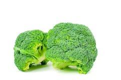 Fresh vegetable. Broccoli on white background. Fresh vegetable. Broccoli isolated on white background royalty free stock image