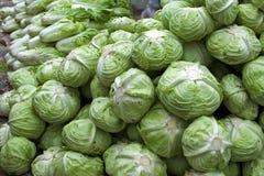 Fresh vegetable. The fresh vegetable in the morning market, MYANMAR Stock Photo