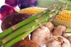 Fresh Vegetable Produce Stock Images
