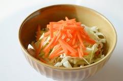 Fresh vegetable salad. Thailand healthy food Stock Photos