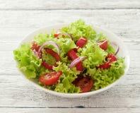 Fresh vegetable salad Stock Photography