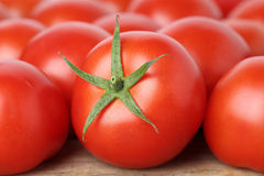 Fresh vegetable tomatoes Stock Photo