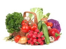 Fresh vegetable Royalty Free Stock Photography