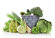 Fresh vegetable Royalty Free Stock Images
