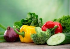 Fresh vegetable Stock Photography