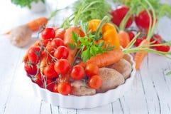 Fresh vegetable Royalty Free Stock Photo
