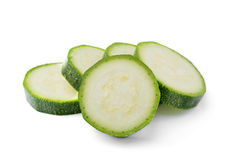 Fresh vegetable zucchini Royalty Free Stock Photography