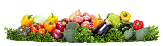 Fresh vegetables. Royalty Free Stock Photography