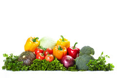 Fresh vegetables. Royalty Free Stock Image