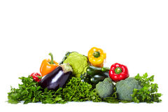 Fresh vegetables. Royalty Free Stock Photos