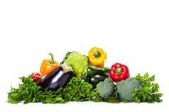 Fresh vegetables. Royalty Free Stock Photos