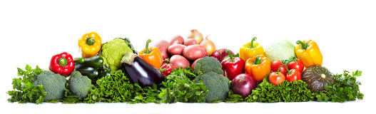 Free Fresh Vegetables. Stock Image - 13072891