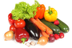 Free Fresh Vegetables Royalty Free Stock Photos - 15167518
