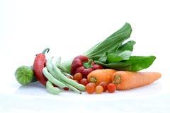 Fresh Vegetables. Variety of Fresh Vegetables isolated on white background Royalty Free Stock Photo