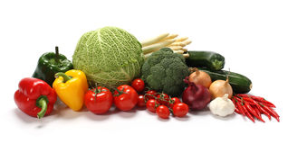 Free Fresh Vegetables Royalty Free Stock Images - 18878979