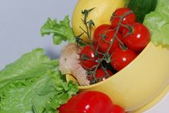 Fresh vegetables 2 Royalty Free Stock Photography
