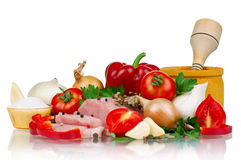 Fresh vegetables Stock Image