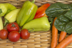 Fresh vegetables Royalty Free Stock Photography