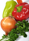 Fresh vegetables Stock Photography