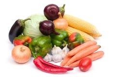 Fresh vegetables Stock Photography