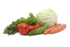 Fresh Vegetables Stock Images
