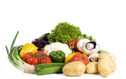 Fresh Vegetables Royalty Free Stock Image