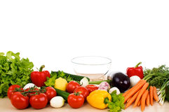Free Fresh Vegetables Stock Images - 9992924