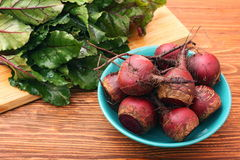 Fresh vegetables beetroot Royalty Free Stock Photography