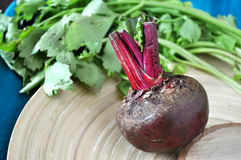 Fresh Vegetables and Beetroot Stock Photo