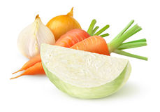 Fresh vegetables Royalty Free Stock Photo