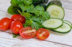 Fresh vegetables Stock Photos
