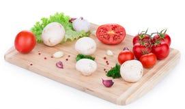 Fresh vegetables Royalty Free Stock Photo