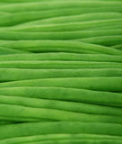 Fresh vegetables - green beans Stock Photo