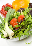 Fresh vegetables, healthy diet Royalty Free Stock Photography