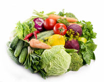 Fresh vegetables Royalty Free Stock Images