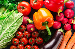 Fresh vegetables.   Healthy food Stock Image