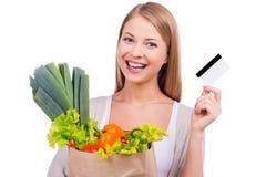 Fresh vegetables I buy every day. Royalty Free Stock Photo