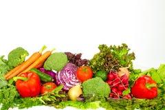 Fresh vegetables. royalty free stock image