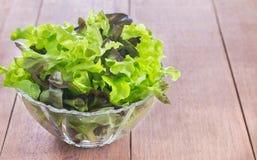 Fresh vegetables salad. Royalty Free Stock Photos