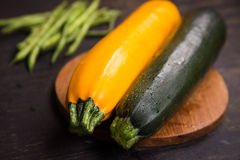 Fresh vegetables in studio Royalty Free Stock Photos