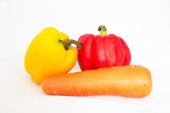 Fresh vegetables sweet Stock Image