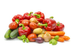 Fresh vegetables Stock Photo