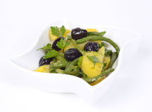 Fresh vegetarian and vegan salad Royalty Free Stock Photography