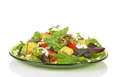 Fresh Veggie Salad Stock Images