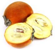 Fresh velvet apple. Velvet apple over white background Stock Photography