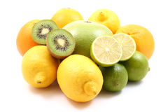 Fresh vitamins royalty free stock images