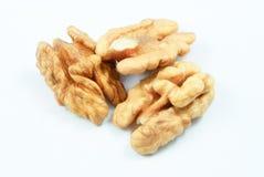 Fresh walnuts - three parts Stock Photography